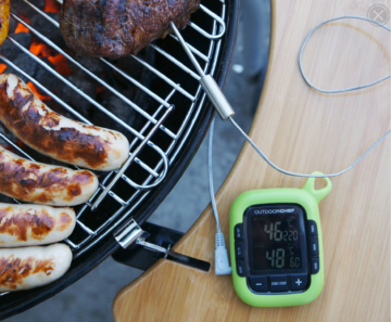 OUTDOOR CHEF Digitales Grillthermometer GourmetCheck_3