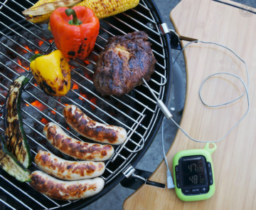 OUTDOOR CHEF Digitales Grillthermometer GourmetCheck_4