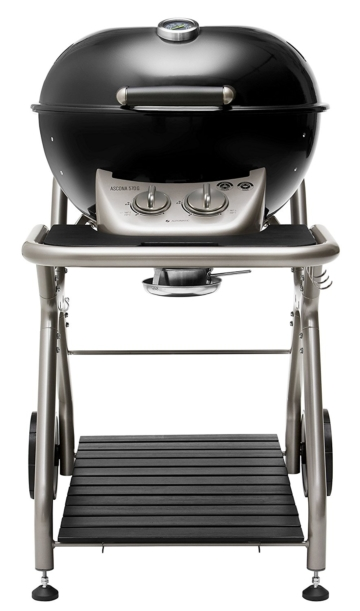 outdoorchef gasgrill ascona 570 g grill schwarz grill. Black Bedroom Furniture Sets. Home Design Ideas