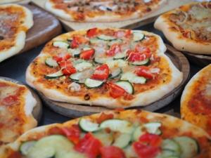Pizzastein für die perfekte Pizza
