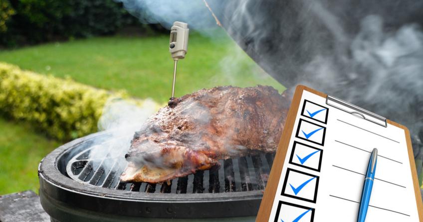 grillcheckliste